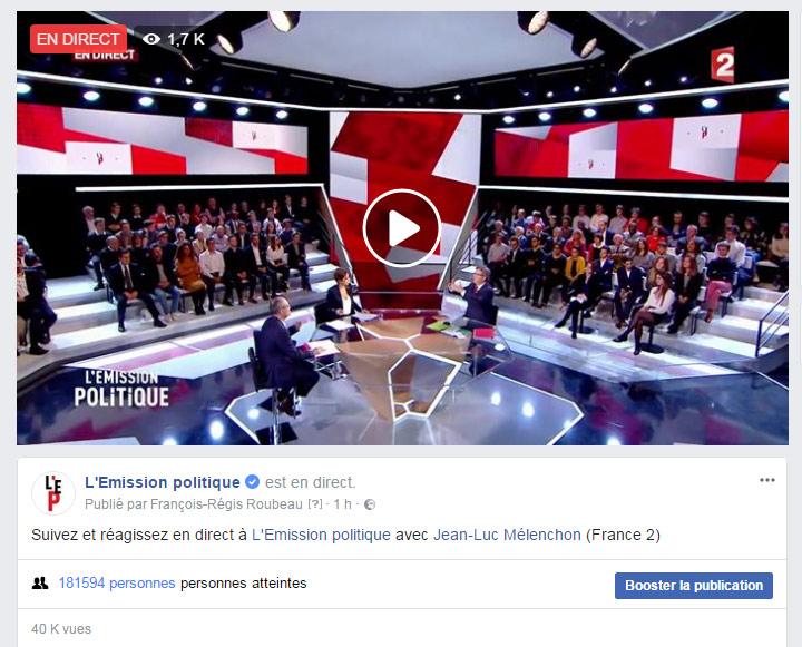 ftv facebook live f2rprod