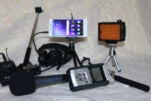 materiel smartphone f2rprod